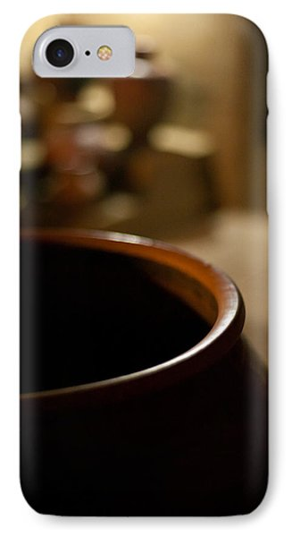 Holding IPhone Case by Mike Reid