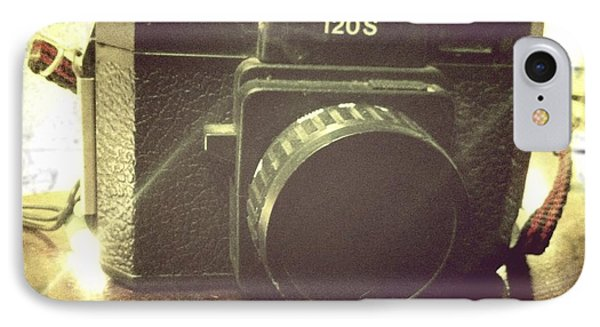 Holga Phone Case by Nina Prommer