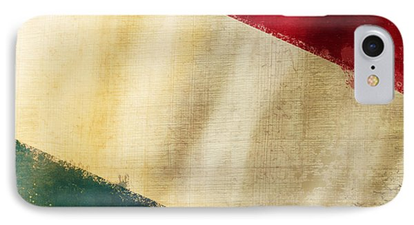 Holland Flag Phone Case by Setsiri Silapasuwanchai