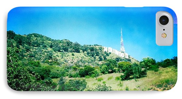 IPhone Case featuring the photograph Hollywood by Nina Prommer