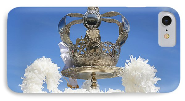 Holy Spirit Crown Phone Case by Gaspar Avila