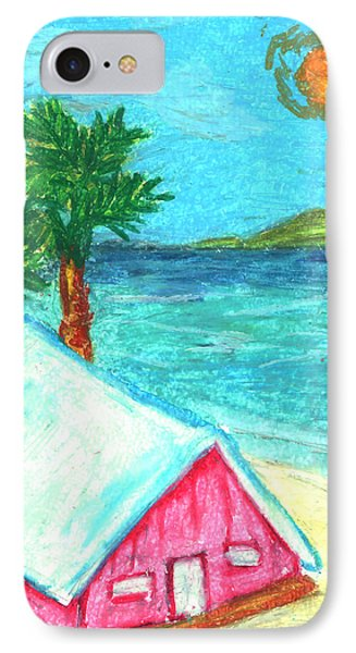 Home By Shore Phone Case by William Depaula