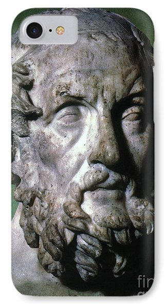Homer (9th-8th Century B.c.) Phone Case by Granger
