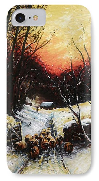 Homeward Bound IPhone Case by Andrew Read