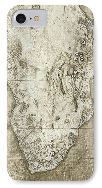 Hominid Fossil Sites In Africa IPhone Case