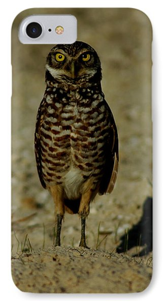 Hoo Are You? IPhone Case
