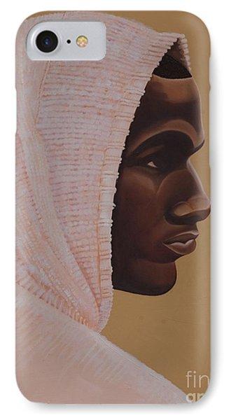 Hood Boy Phone Case by Kaaria Mucherera
