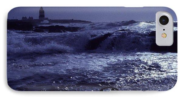 Hook Head, County Wexford, Ireland IPhone Case by Richard Cummins