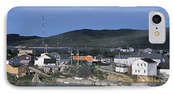 Hopedale, Newfoundland & Labrador IPhone Case by Jerry Kobalenko