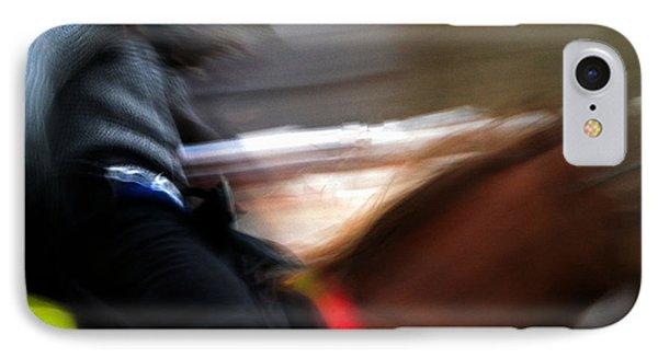 Horserider Phone Case by Colette V Hera  Guggenheim