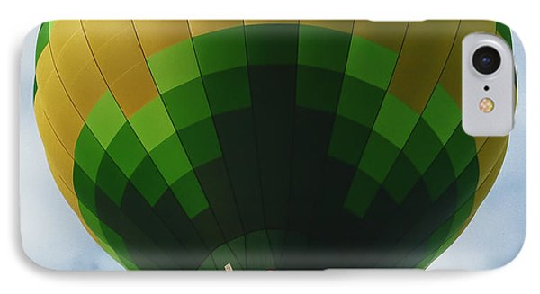 Hot Air Balloon Phone Case by Zoe Ferrie