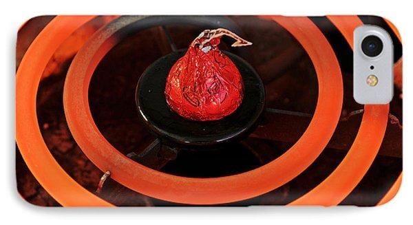 Hot Chocolate Phone Case by Luke Moore