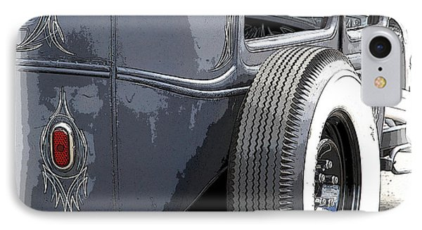 Hot Rods Forever Phone Case by Steve McKinzie