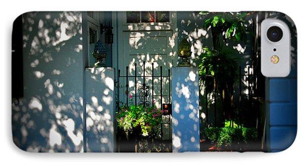 House Door 11 In Charleston Sc  Phone Case by Susanne Van Hulst
