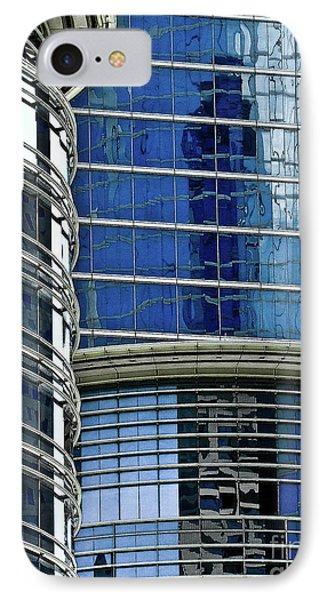 Houston Architecture 1 IPhone Case