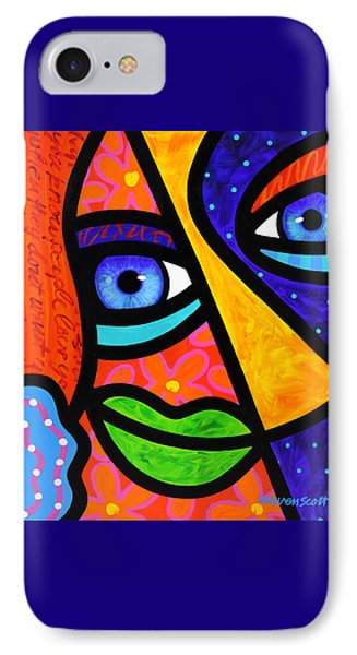 How Do I Look IPhone Case by Steven Scott