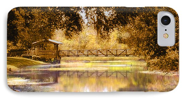 Howe's Bayou IPhone Case by Ginny Schmidt