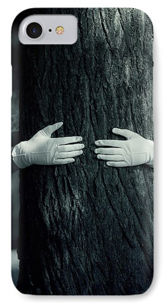 hug Phone Case by Joana Kruse