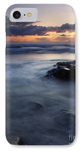 Hug Point Sunset Phone Case by Mike  Dawson