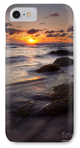 Hug Point Tides IPhone Case