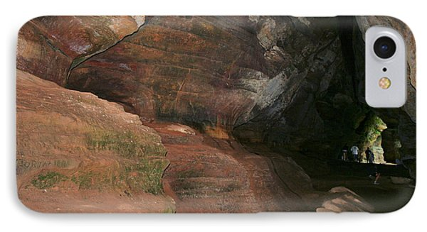 Huge Musky Cave Phone Case by Richard Gregurich