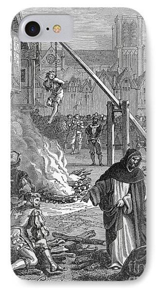 Huguenots: Persecution Phone Case by Granger