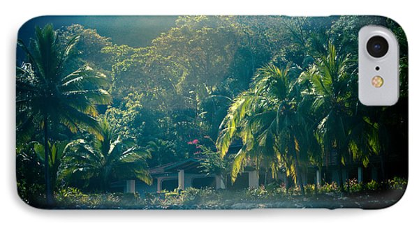 Humid Paradise IPhone Case by Anthony Doudt