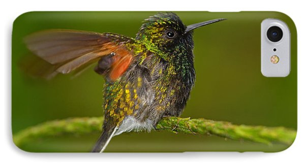 Humming Along Phone Case by Tony Beck