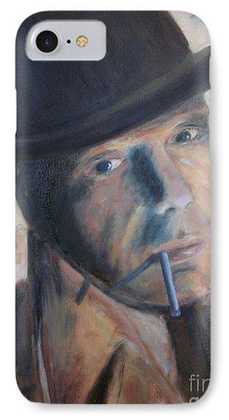 Humphry Bogart Phone Case by Paul Galante
