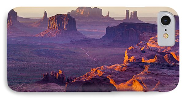 Hunt's Mesa Phone Case by Francesco Riccardo  Iacomino