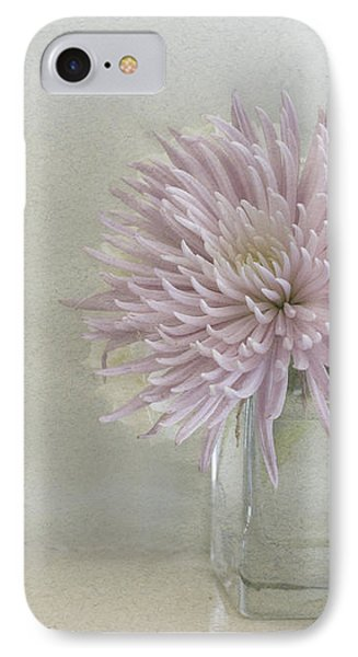 Hydrangea And Mum IPhone Case by Cindy Garber Iverson