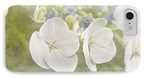 Hydrangea Dreams IPhone Case by Cindy Garber Iverson