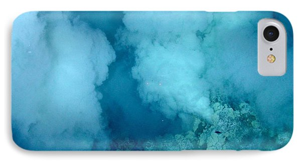 Hydrothermal Smoker Vent Phone Case by Science Source