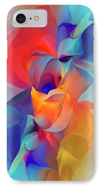I Am So Glad Phone Case by David Lane
