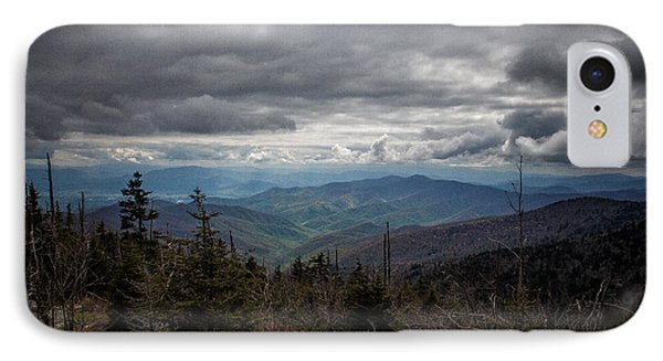 I Can See For Miles IPhone Case by Ronald Lutz