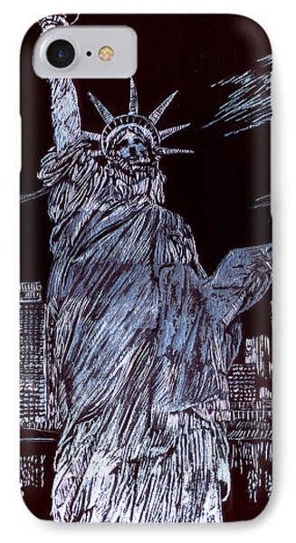 I Love Nyc IPhone Case