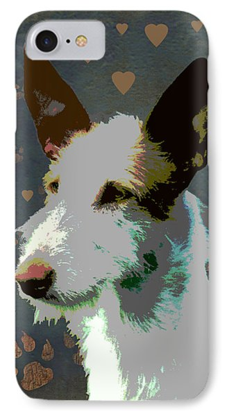 Ibizan Hound Phone Case by One Rude Dawg Orcutt