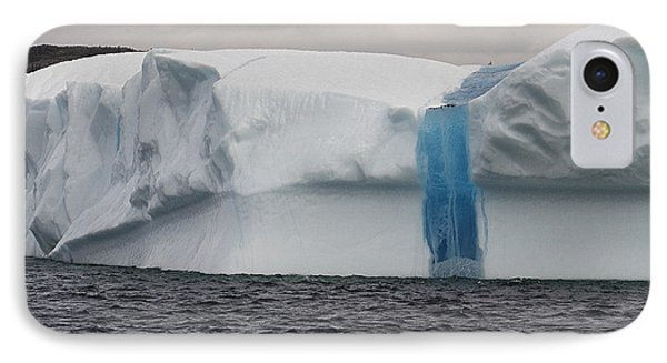 IPhone Case featuring the photograph Iceberg by Eunice Gibb
