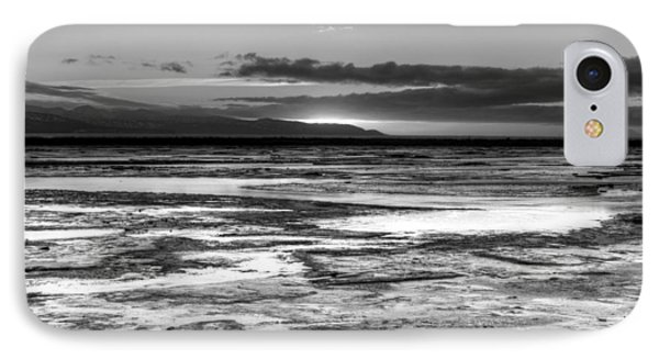 Icy Bay At Sunset IPhone Case by Michele Cornelius