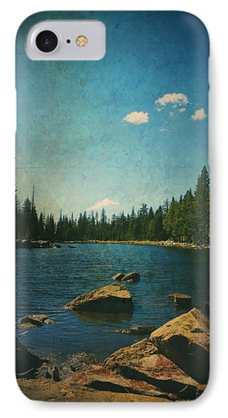 If It Could Be Just You And Me Phone Case by Laurie Search