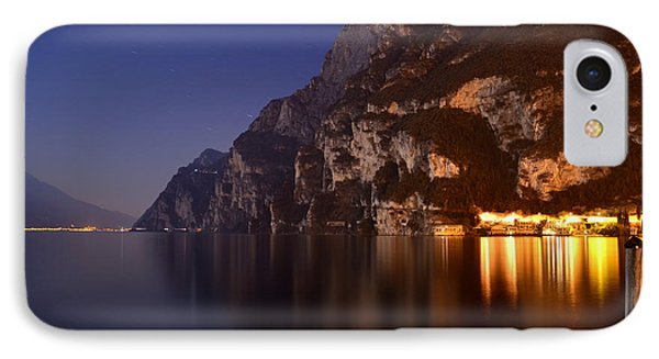 Il Lago Di Notte Phone Case by Martina Fagan