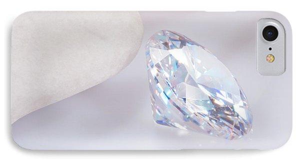 Illuminate Diamond Phone Case by Atiketta Sangasaeng