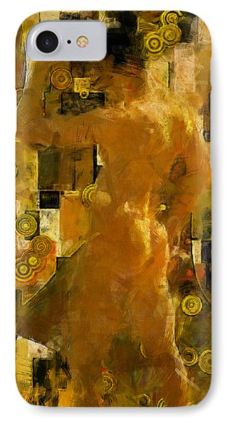 I'm Waiting For You    Male Phone Case by Kurt Van Wagner