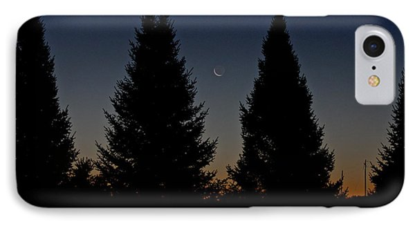IPhone Case featuring the photograph Impending Sunrise by Penny Meyers