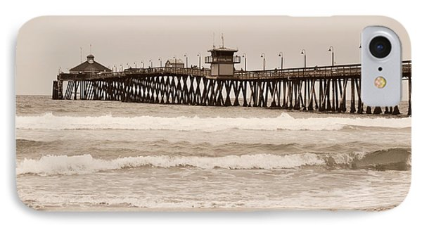IPhone Case featuring the photograph Imperial Beach by Rima Biswas