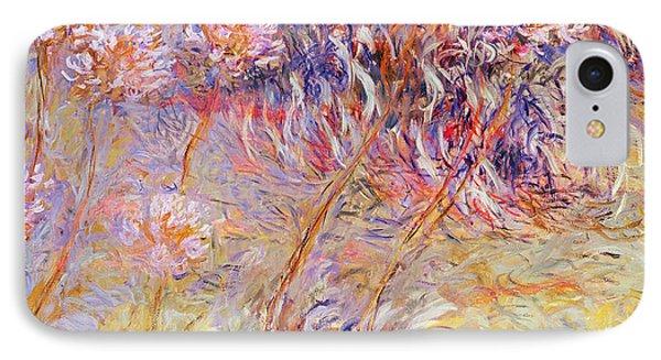 Impression - Flowers Phone Case by Claude Monet