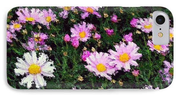 Impressionist Art #originalart #artwork IPhone Case by Fotochoice Photography