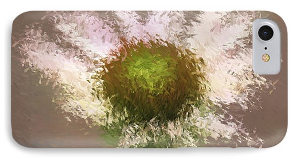 Impressionistic Echinacea Phone Case by Deborah Benoit