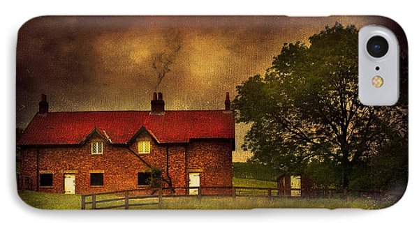 In A Village Phone Case by Svetlana Sewell