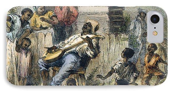 In Old Virginny, 1876 Phone Case by Granger
